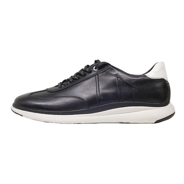 کفش روزمره مردانه چرم آرا مدل sh047 کد me