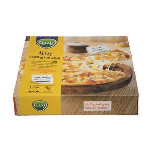 پیتزا چیکن استروگانف پمینا کاله مقدار 450 گرم