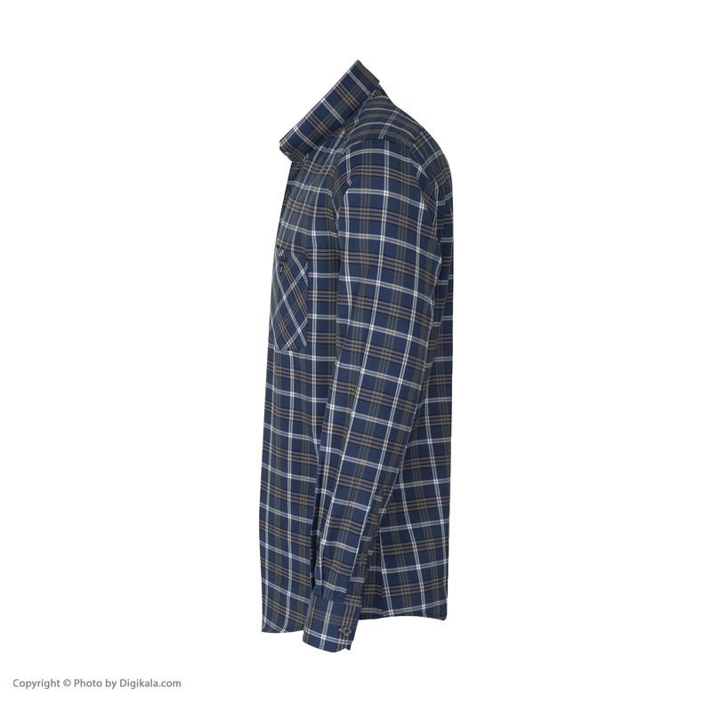 پیراهن مردانه ال سی من مدل 02141127-405