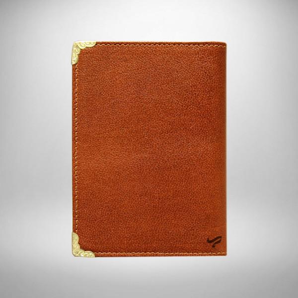 جلد پاسپورت چرم بیسراک مدل درنا کد J.Sh-101