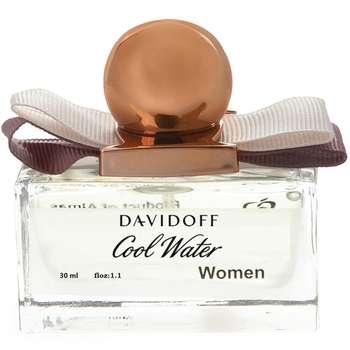 ادو پرفیوم زنانه زوا مدل Cool Water DAVIDOFF حجم 30 میلی لیتر