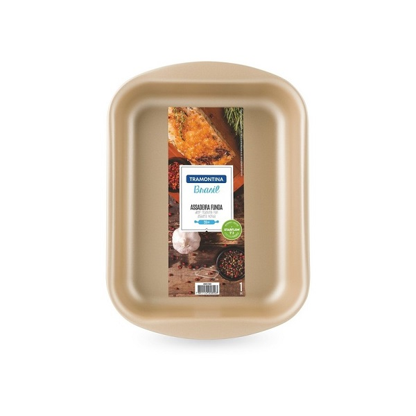 ظرف پخت ترامونتینا کد 20051722 سایز 27
