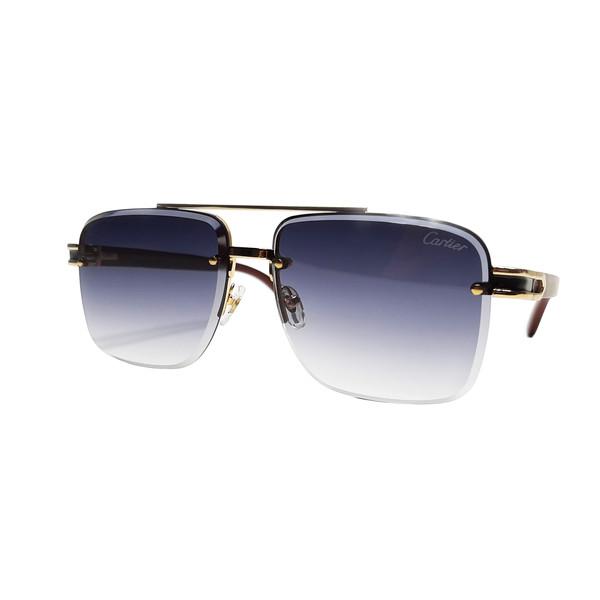 عینک آفتابی کارتیه مدل T8200987br