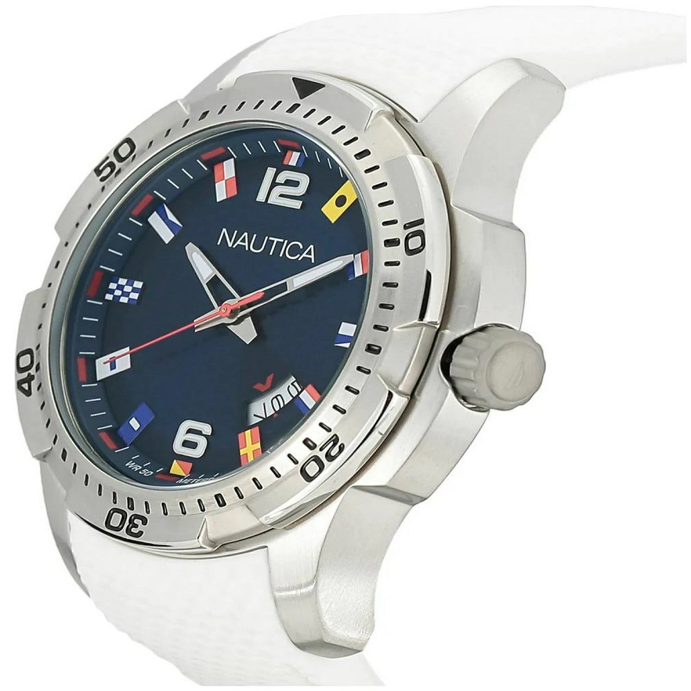 ساعت مچی عقربهای مردانه ناتیکا مدل NAI13514G