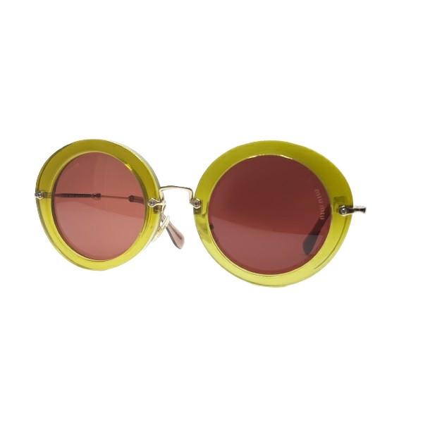 عینک آفتابی میو میو مدل SMU13Niaf
