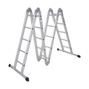 نردبان 20 پله آلوم پارس پله مدل هارمونی