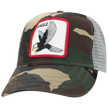 کلاه کپ مردانه مدل EAGLE_1235