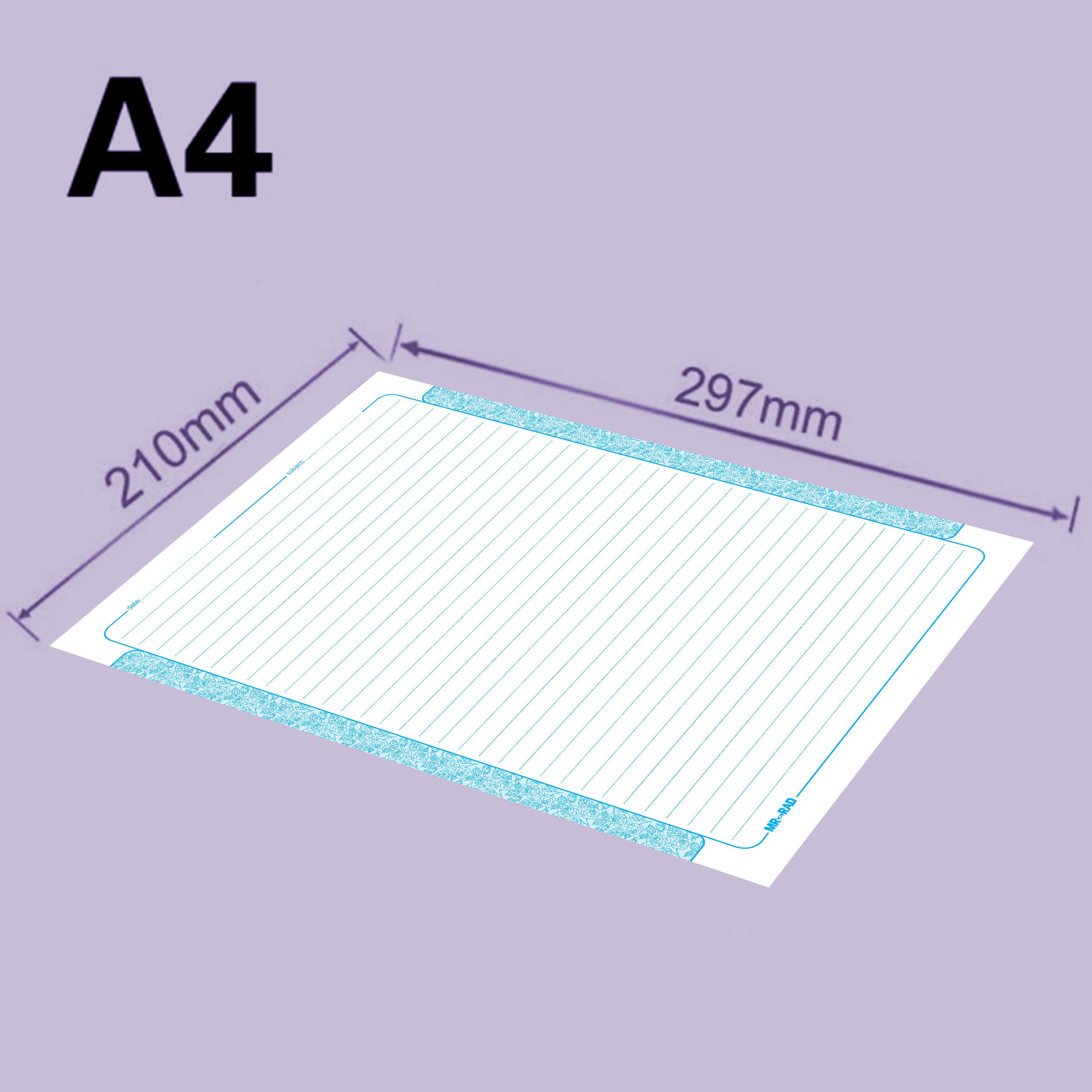 کاغذ A4 FG مدل آدرینا بسته 50 عددی