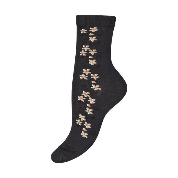 جوراب زنانه مدل  گل