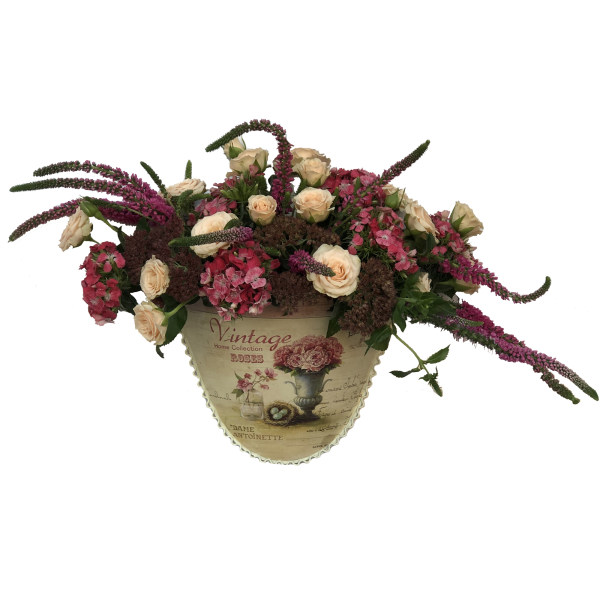 گلدان گل مدل S.F.022
