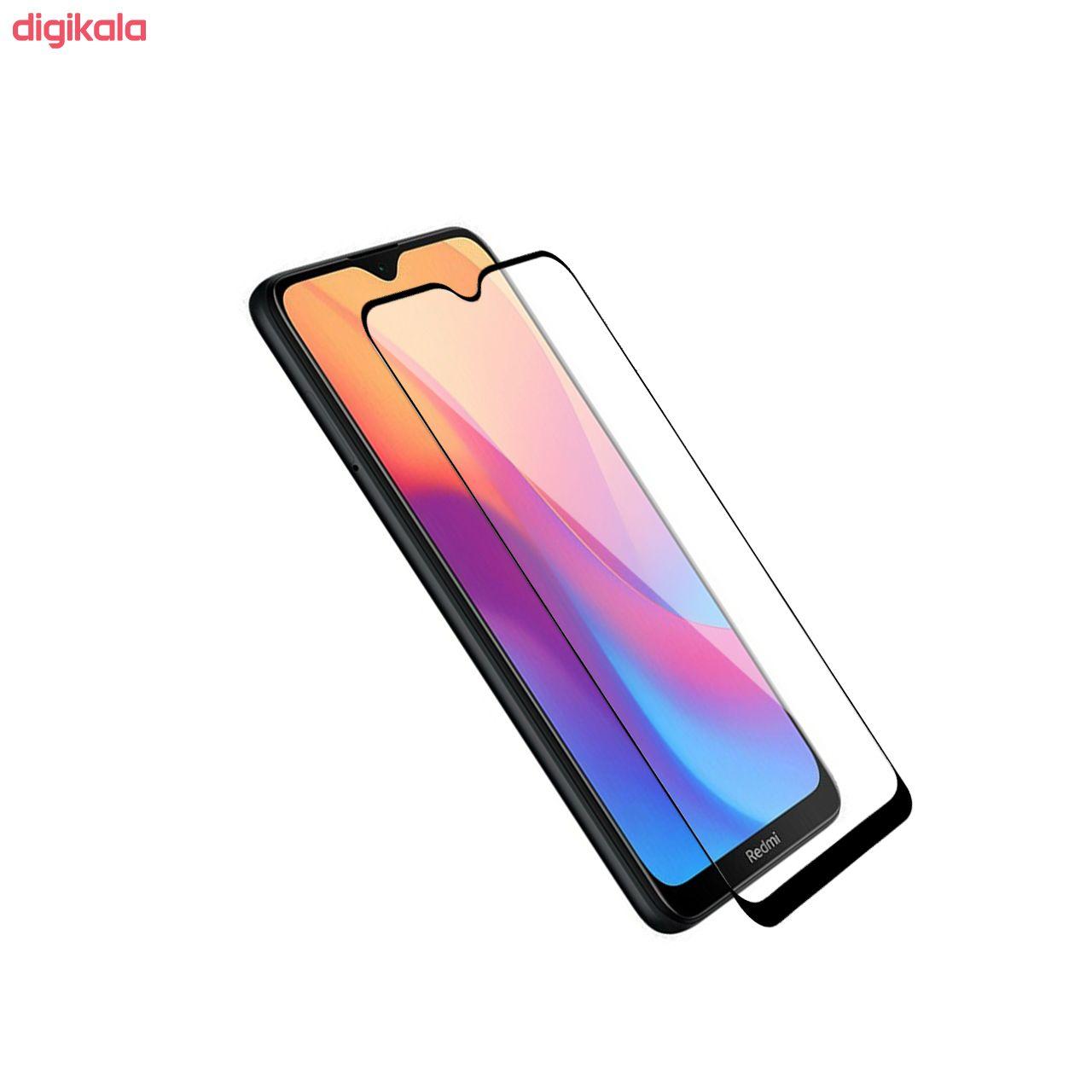 محافظ صفحه نمایش سیحان مدل FG مناسب برای گوشی موبایل شیائومی Redmi 9 main 1 2