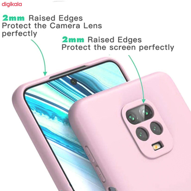 کاور مدل onRa-slic مناسب برای گوشی موبایل شیائومی Redmi Note 9S / Redmi Note 9 Pro / Redmi Note 9 Pro Max به همراه محافظ صفحه نمایش main 1 2