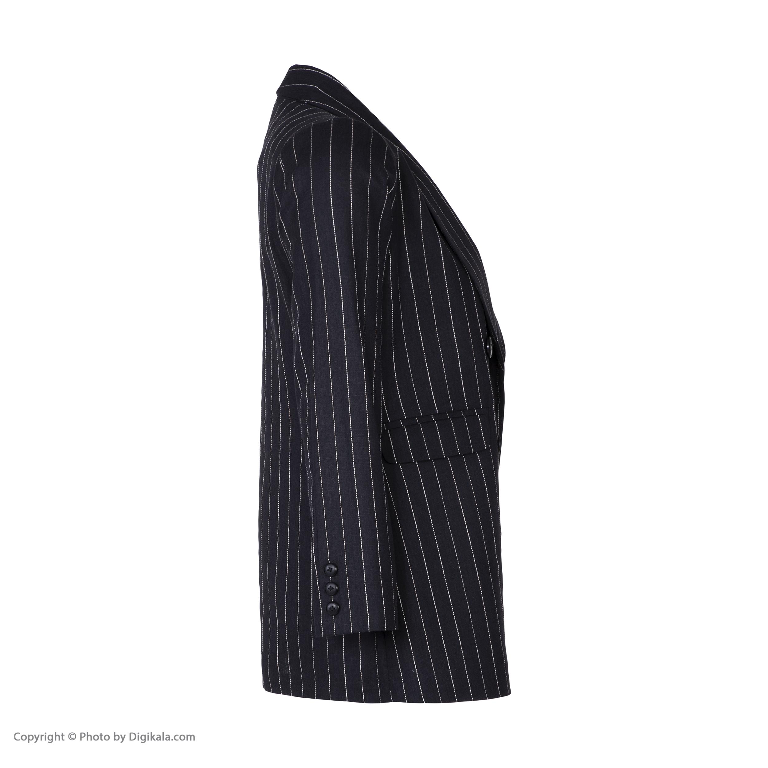 کت زنانه اکزاترس مدل I046002002120020-002
