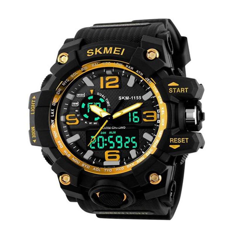 ساعت مچی عقربهای مردانه اسکمی مدل 1155 gd
