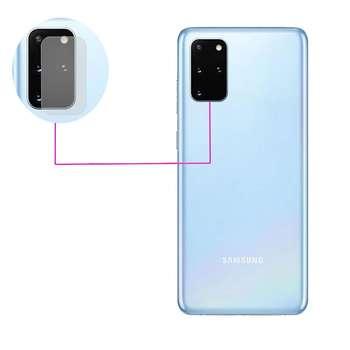 محافظ لنز دوربین مدل LTP مناسب برای گوشی موبایل سامسونگ Galaxy S20 Ultra