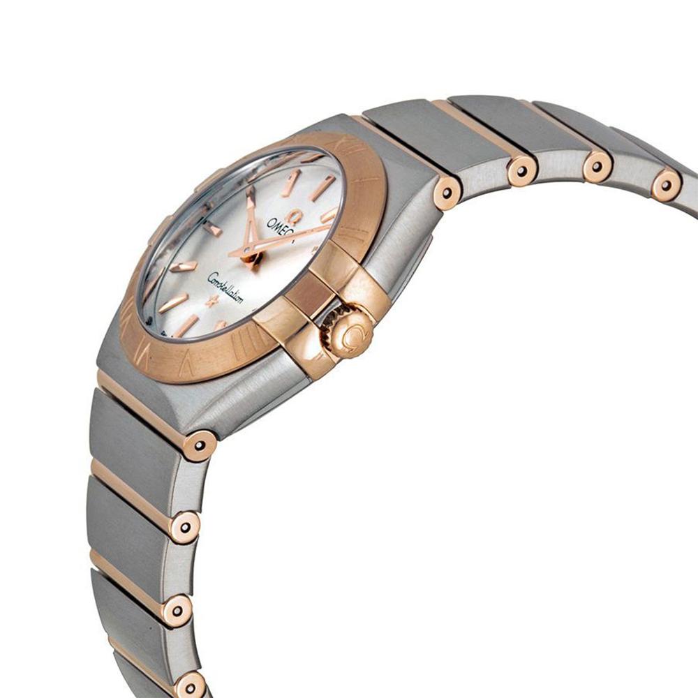 ساعت مچی عقربه ای زنانه مدل Constellation کد 04              خرید (⭐️⭐️⭐️)