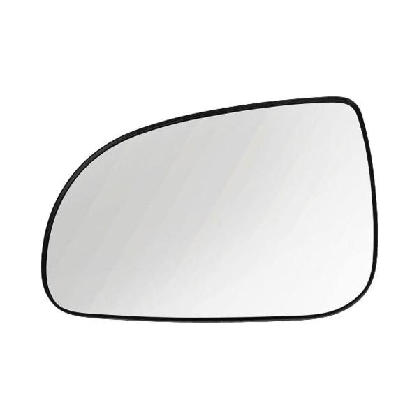 شیشه آینه جانبی چپ خودرو تی بی ای  مدل T09-82061 مناسب برای تیبا