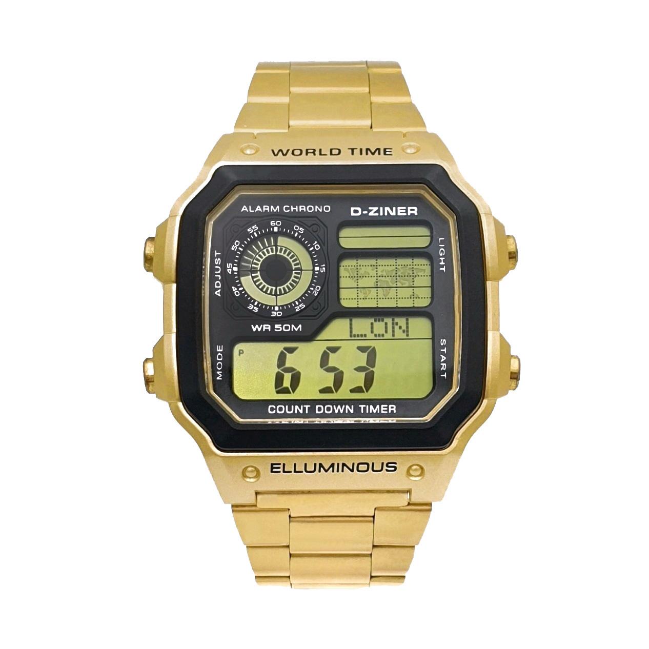 ساعت مچی دیجیتال مردانه دیزاینر مدل 8058             قیمت