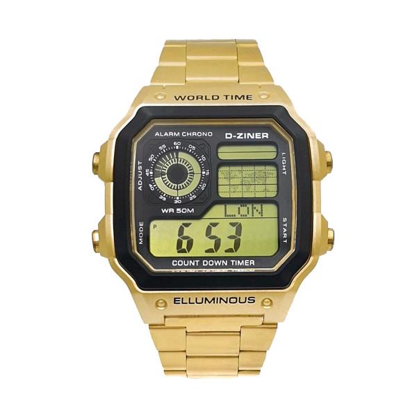 ساعت مچی دیجیتال مردانه دیزاینر مدل 8058
