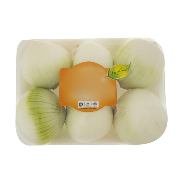 پیاز سفید میوکات - 1 کیلوگرم