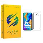 محافظ صفحه نمایش فلش مدل +HD مناسب برای گوشی موبایل هوآوی P30 lite بسته دو عددی