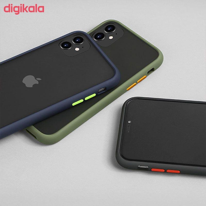 کاور لوکسار مدل G-918 مناسب برای گوشی موبایل اپل iPhone 11 main 1 4