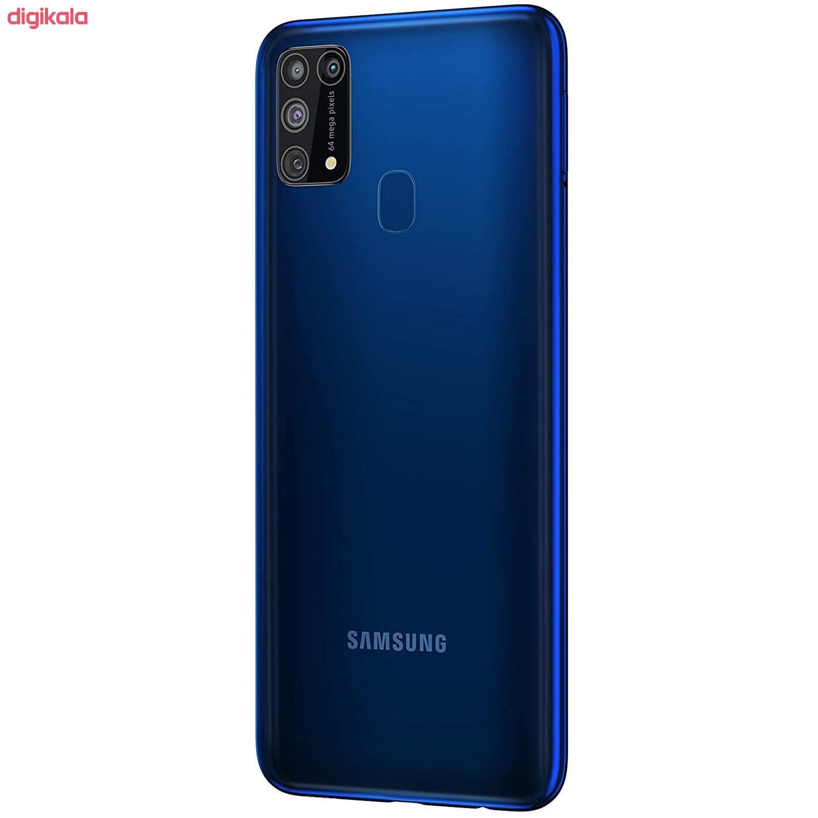 گوشی موبایل سامسونگ مدل Galaxy M31 SM-M315F/DSN دو سیم کارت ظرفیت 128گیگابایت  main 1 5