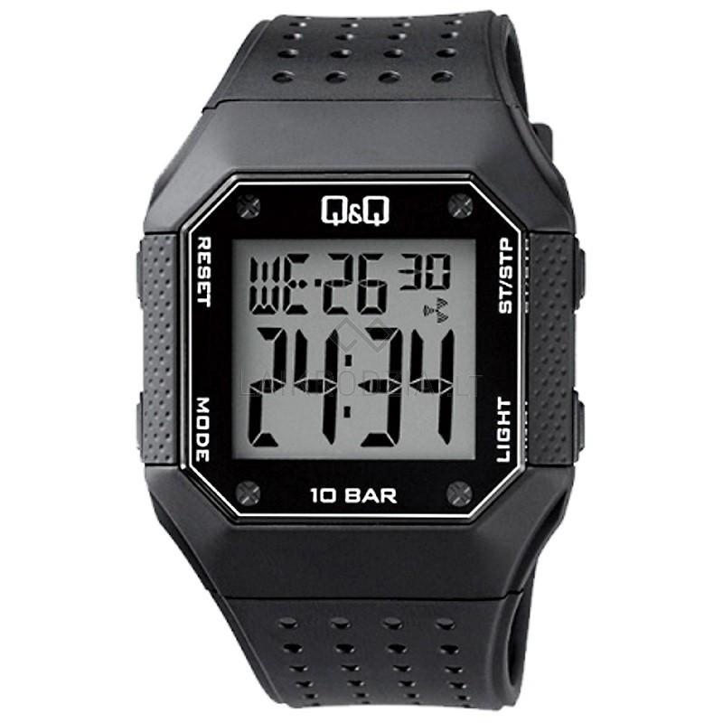 ساعت مچی دیجیتال کیو اند کیو مدل M158J001Y             قیمت