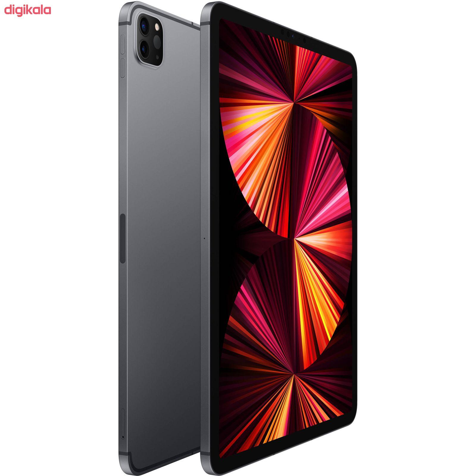 تبلت اپل مدل iPad Pro 11 inch 2021 WiFi ظرفیت 256 گیگابایت main 1 2