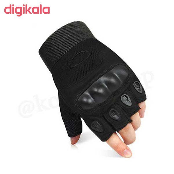 دستکش ورزشی اوکلی مدل d2 main 1 5