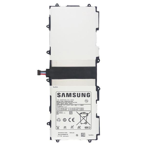 باتری تبلت مدل SP3676B1A23 ظرفیت 7000 میلی آمپر ساعت مناسب برای تبلت سامسونگ Galaxy Tab 10.1