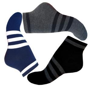 جوراب زنانه پالوته مدل PF-Ring مجموعه 3 عددی