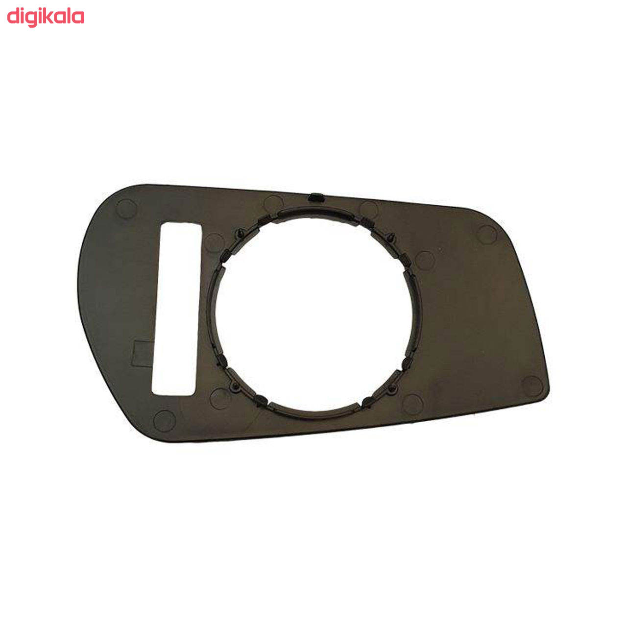 شیشه آینه جانبی راست خودرو تی بی ای  مدل T10-82031 مناسب برای پژو 207 main 1 1