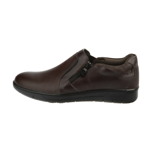 کفش روزمره زنانه بونتی مدل 4061 رنگ قهوه ای