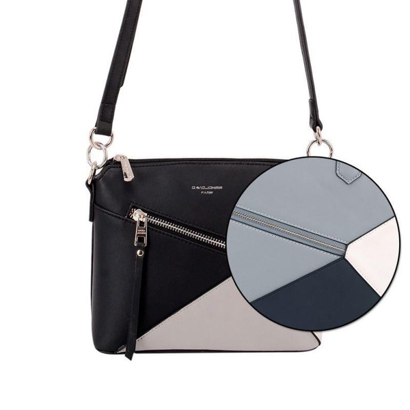 کیف رو دوشی زنانه دیوید جونز مدل 6294-1 -  - 8