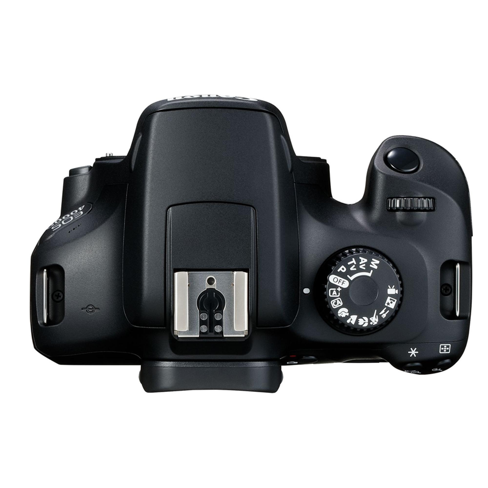 دوربین دیجیتال کانن مدل EOS 4000D به همراه لنز 18-55 میلی متر IS III