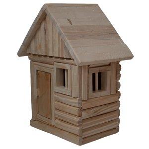 ماکت چوبی طرح کلبه مدل KCH_01