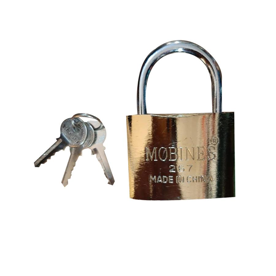 قفل آویز مبینز مدل 267