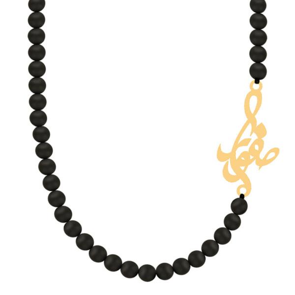 گردنبند طلا 18 عیار زنانه کرابو طرح صفورا مدل Kr72268