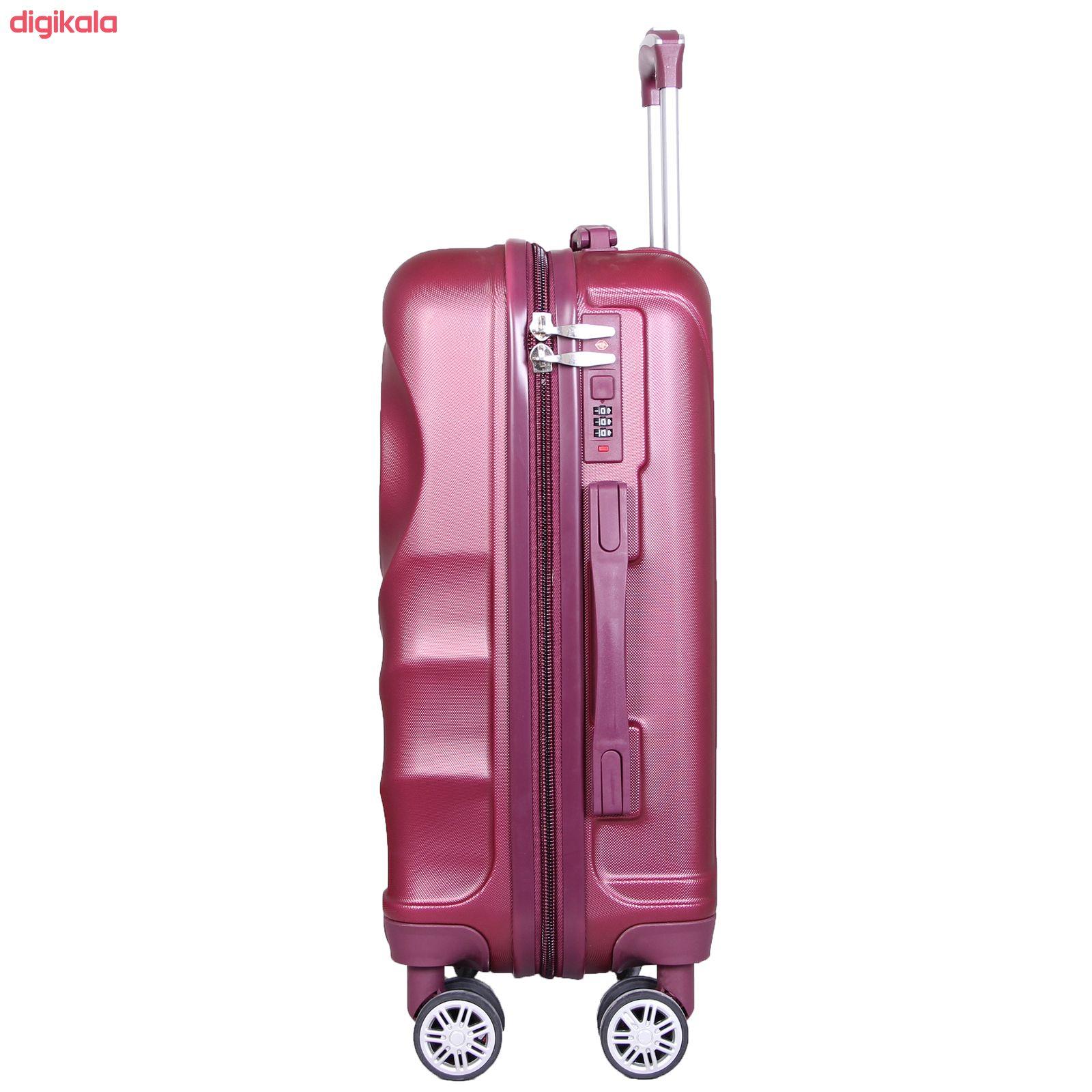 مجموعه چهار عددی چمدان مدل 319363 main 1 27
