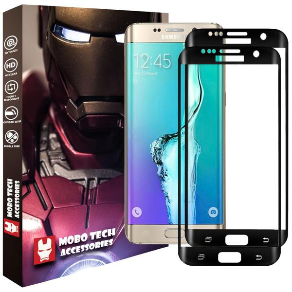 محافظ صفحه نمایش موبو تک مدل SSG-SS7EDG-3 مناسب برای گوشی موبایل سامسونگ Galaxy S7 Edge بسته دو عددی