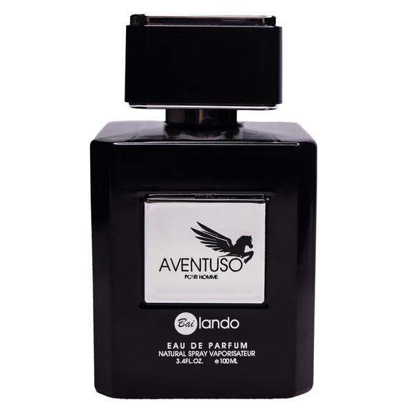 ادو پرفیوم مردانه بای لندو مدل Aventuso حجم 100 میلی لیتر