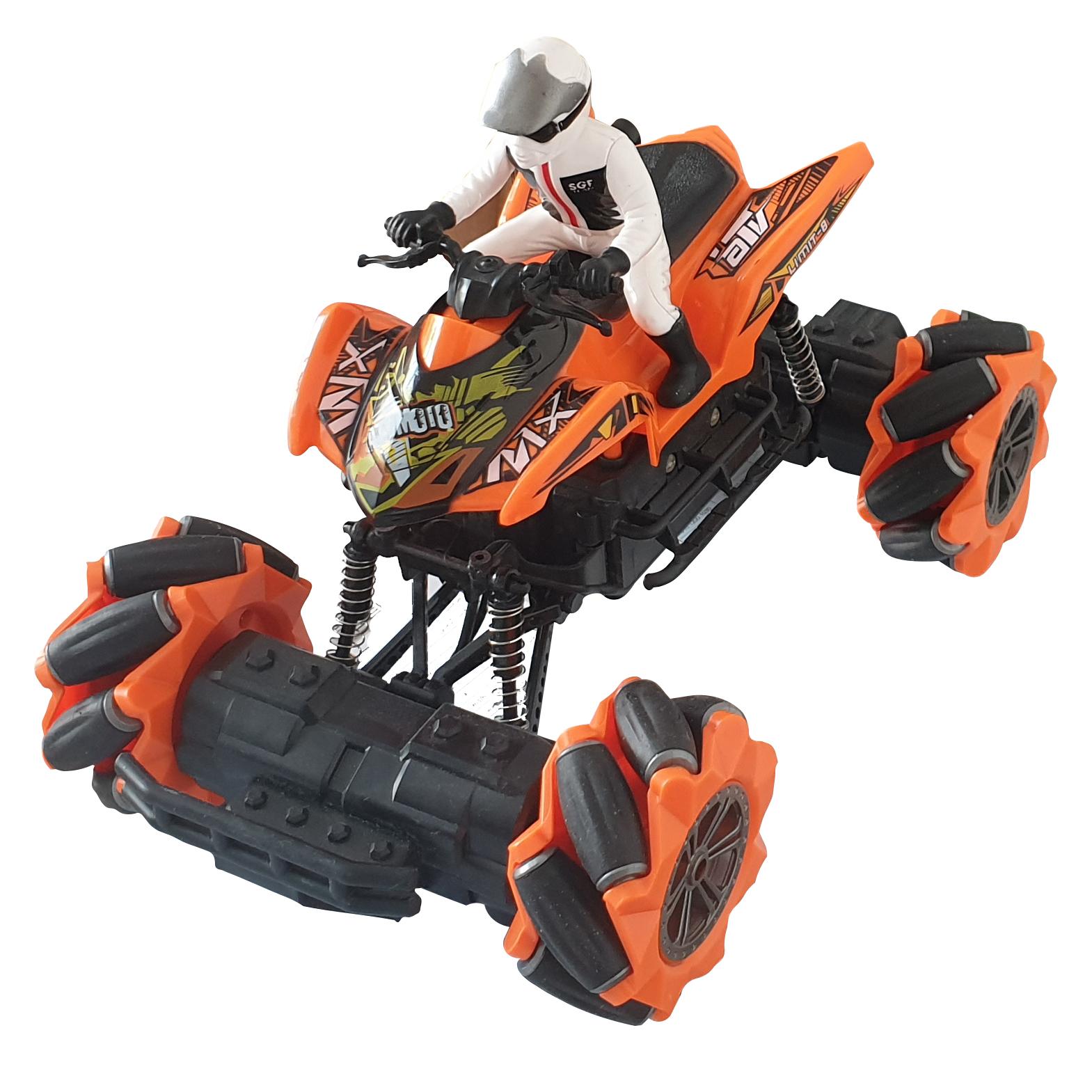 موتور بازی کنترلی مدل Rock cross country