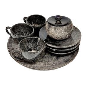 سرویس چای خوری 8 پارچهکد 008