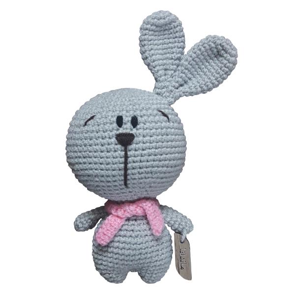 عروسک بافتنی ماندانا مدل خرگوش کد B1