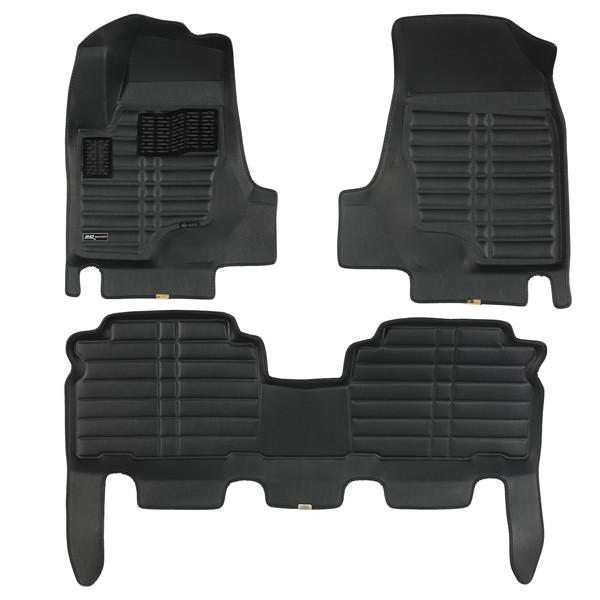 کفپوش سه بعدی  خودرو تری دی مکس اچ اف کی کد 01 مناسب برای بی وای دی S6