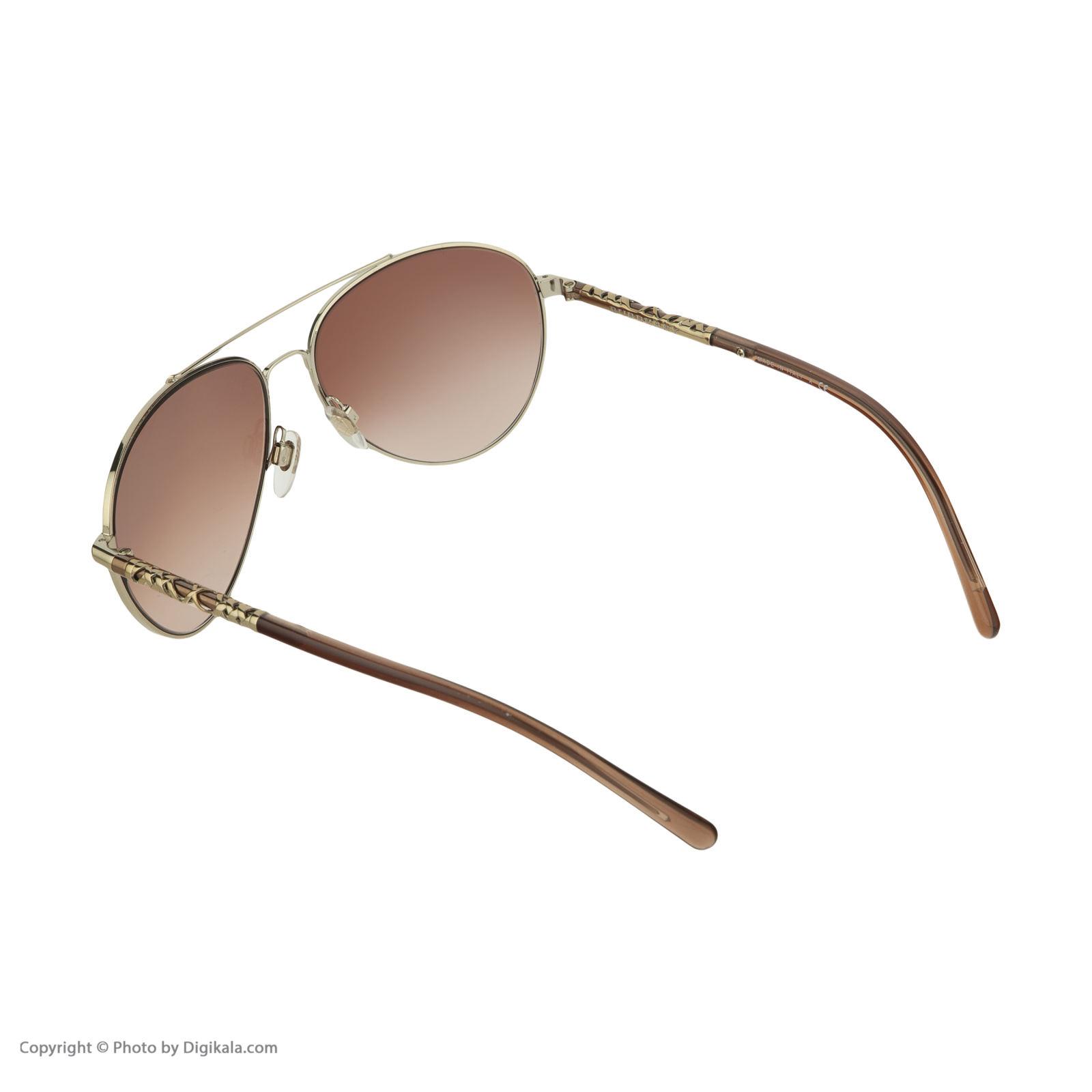 عینک آفتابی زنانه بربری مدل BE 3089S 121613 58 -  - 4