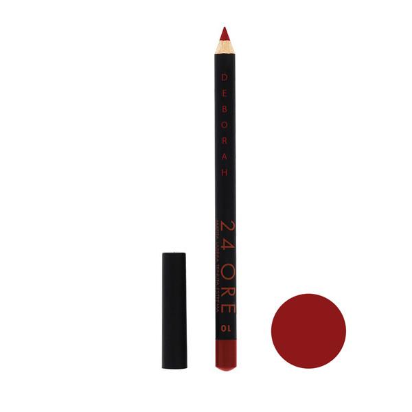 مداد لب دبورا شماره 10