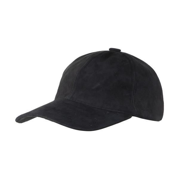 کلاه کپ چرم لانکا مدل 10100030