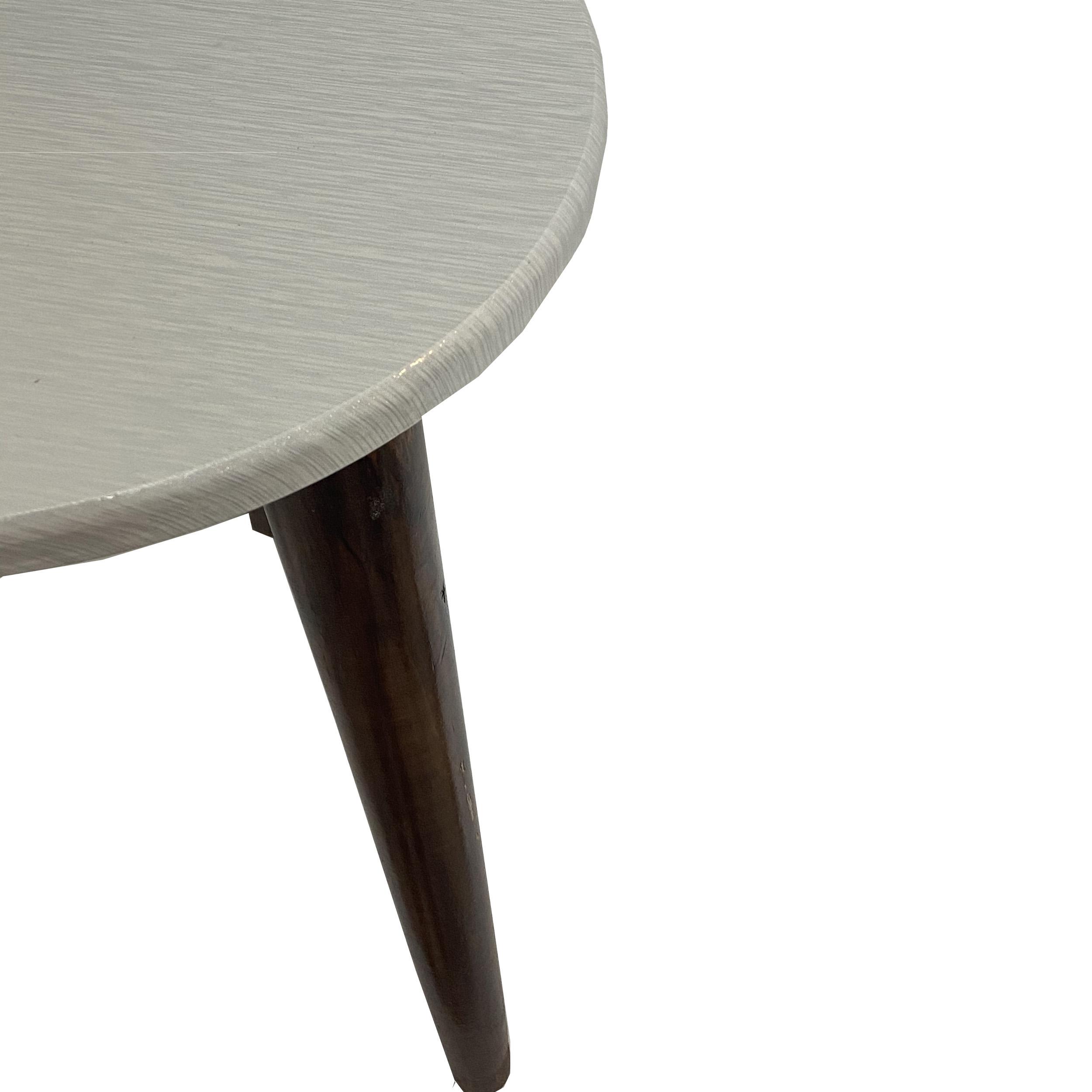 میز عسلی طرح سنگ کد 654
